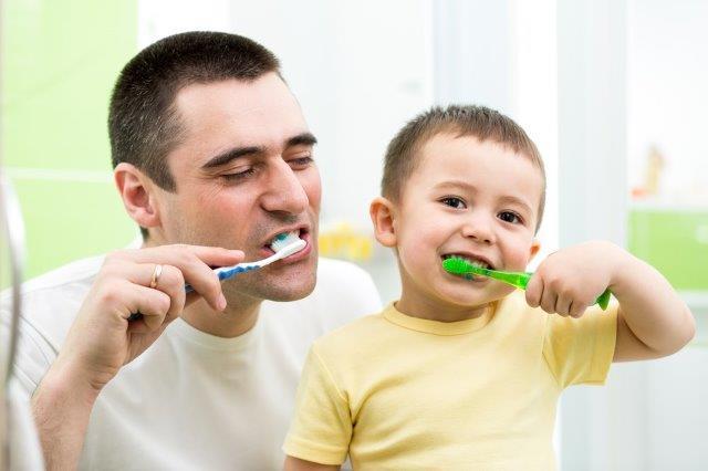 umivanje zob