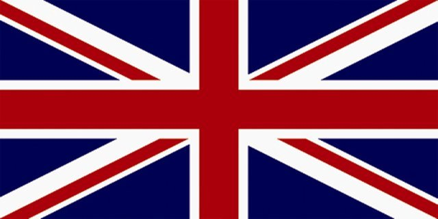 zastava angleška
